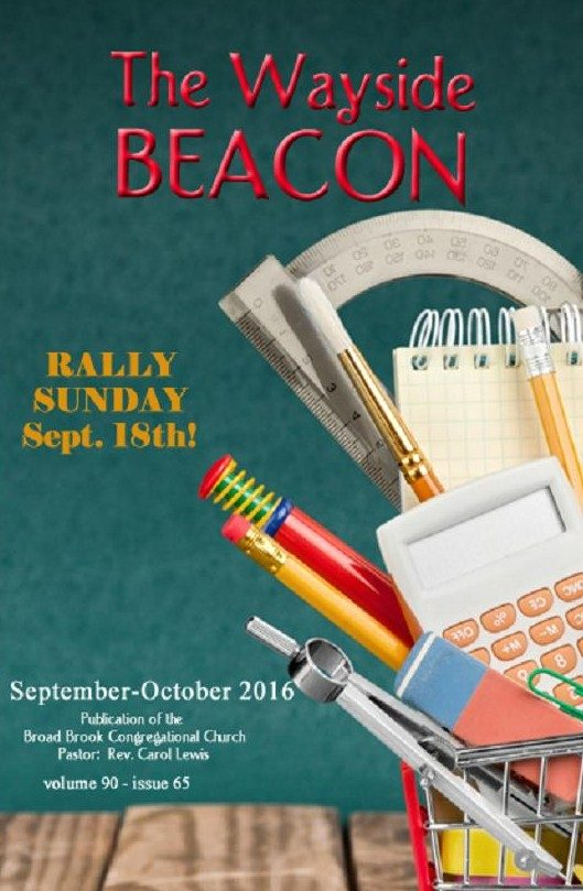 September – October 2016 Beacon