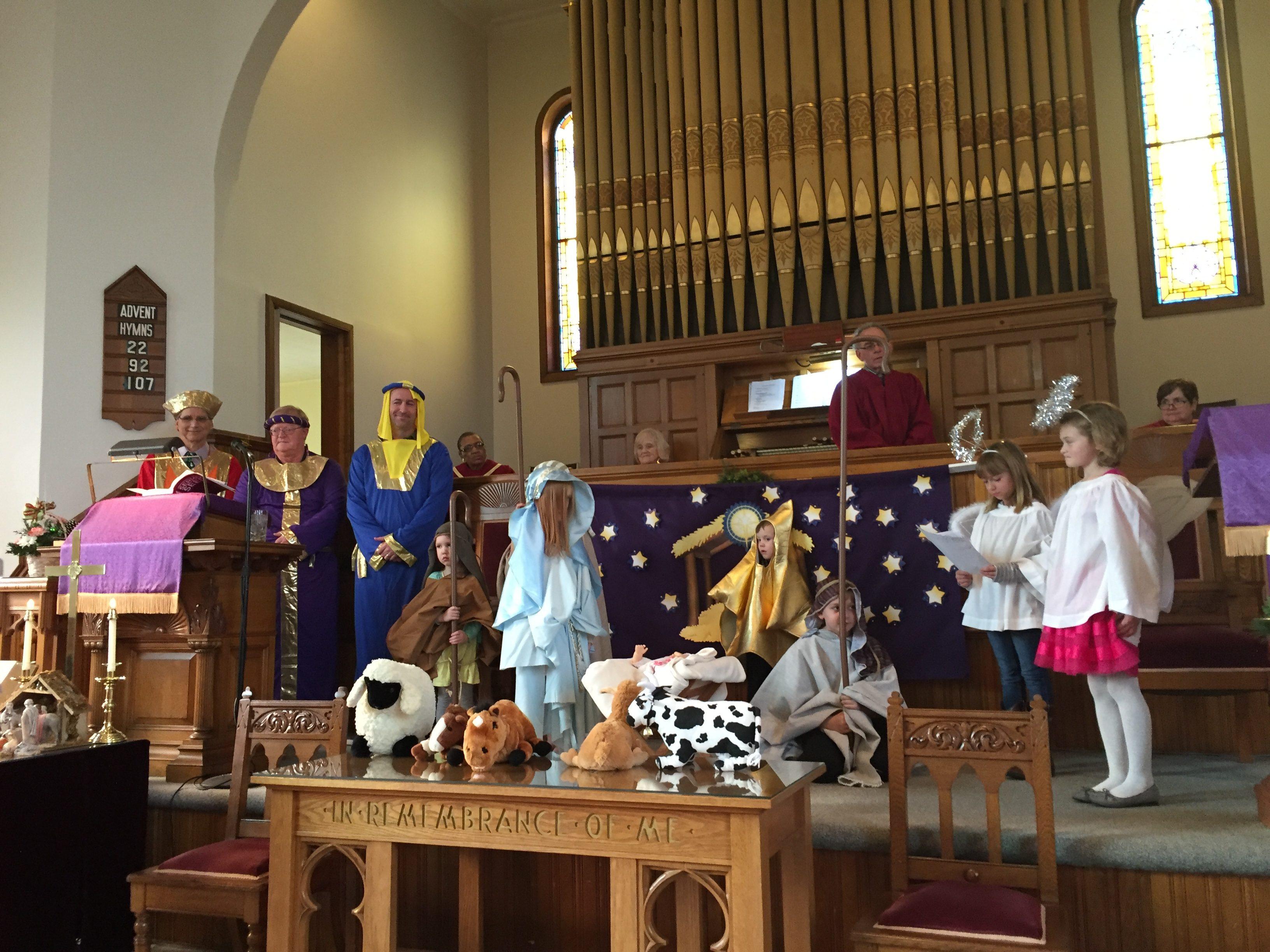 Our Children's Christmas Program