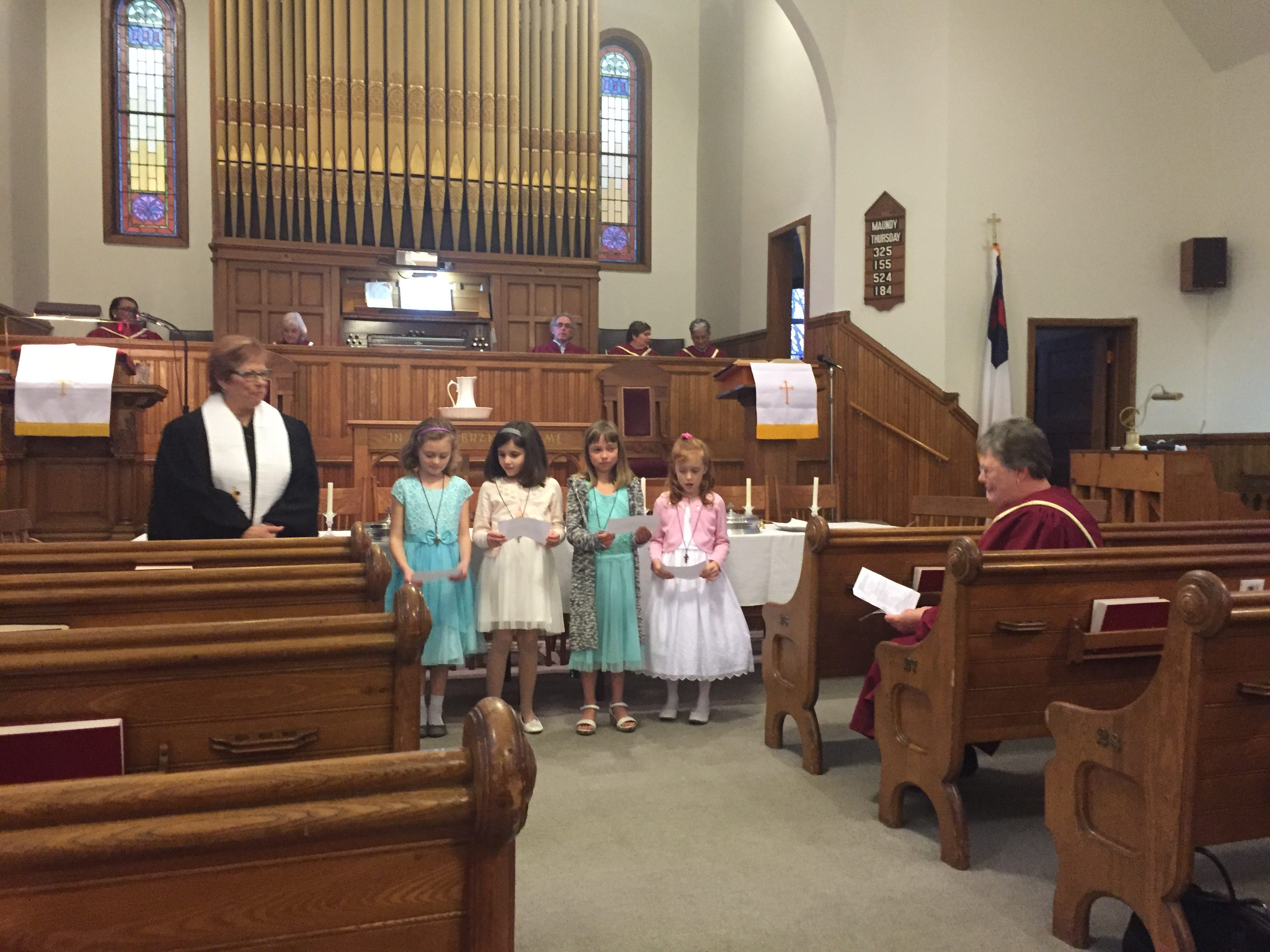 Our First Communion Class